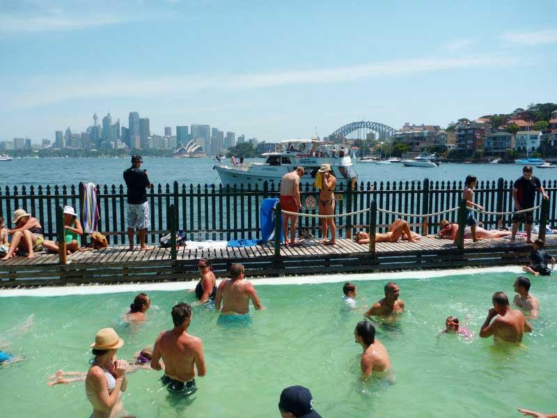 Sydney's Most Amazing Swimming Spots