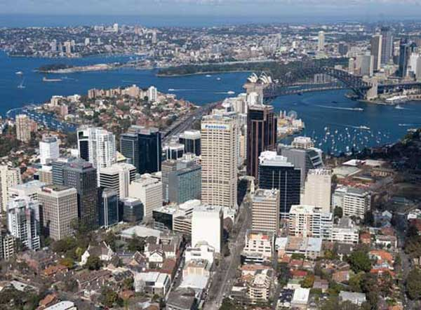 photo of north sydney