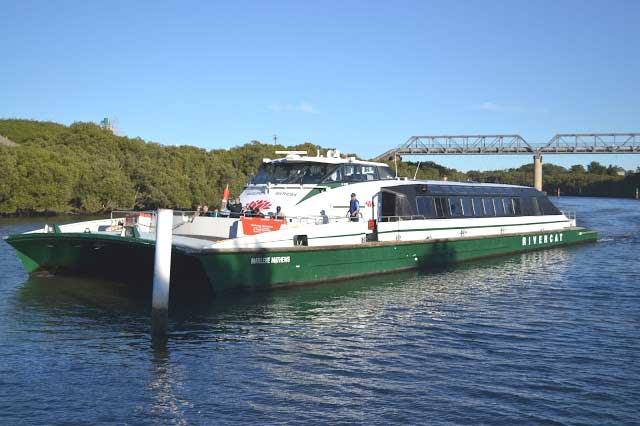 sydney parramatta ferry - photo#1