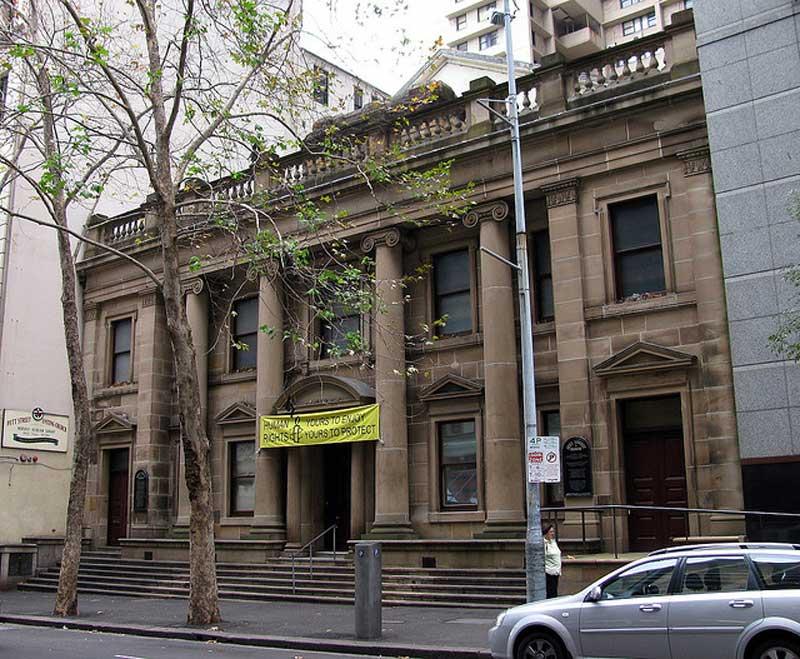 The art house pitt st sydney