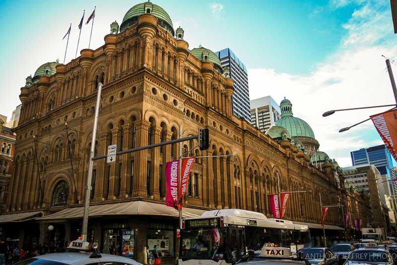 Victorian Metal Building