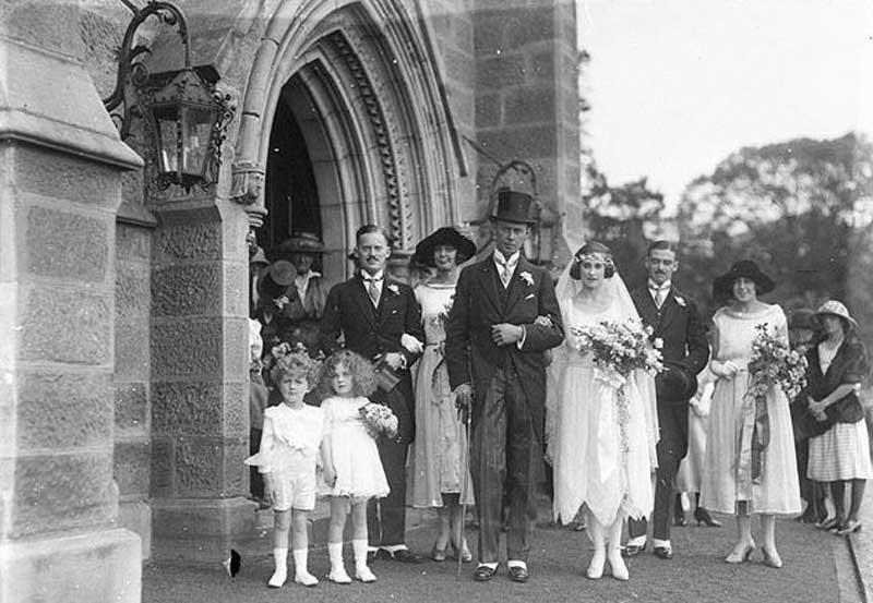 Darling point wedding