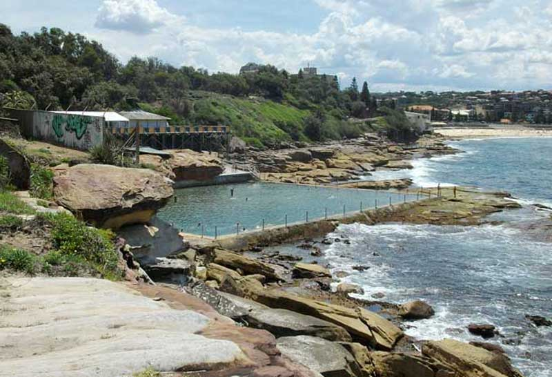coogee beach swimming pool