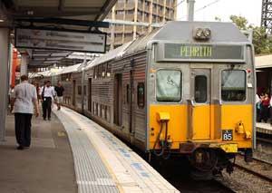 Building Sydney S Suburban Railway Network