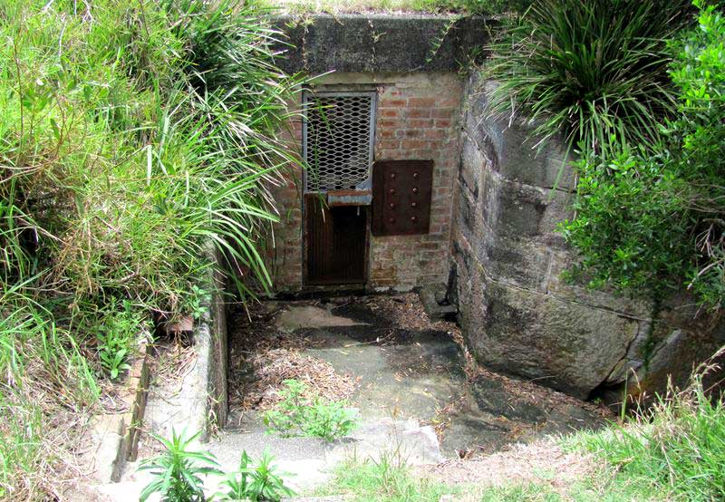 Military Tunnels And Undergound Bunkers